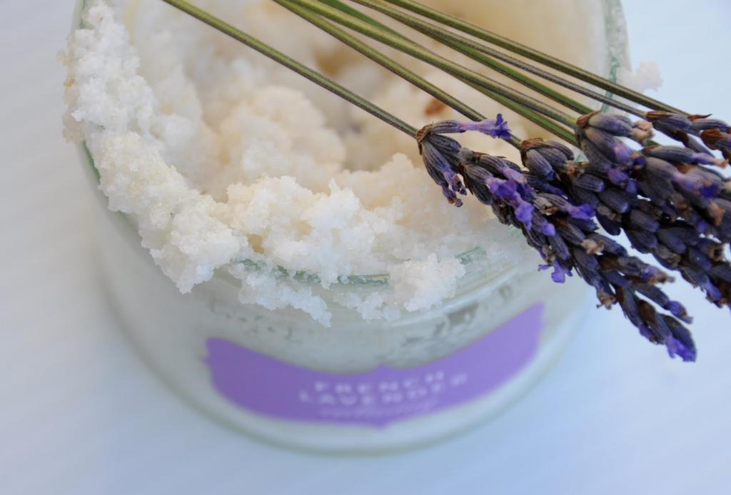 солевой скраб для тела рецепт