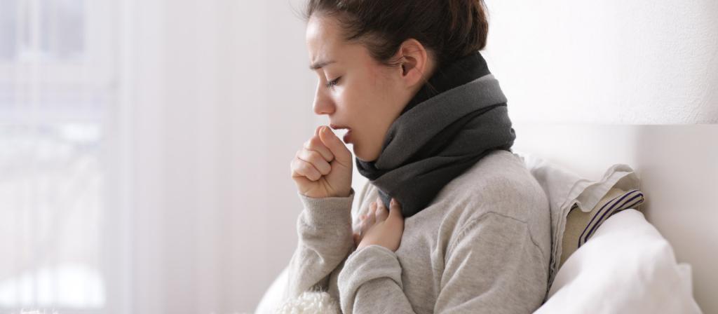 Тонзиллит, кашель, простуда