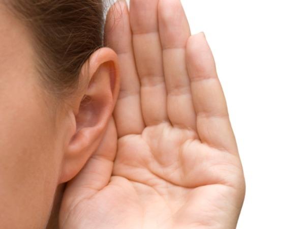 глотаю слюну болит ухо