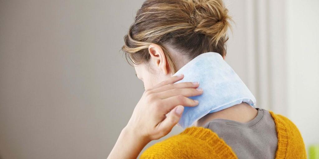 почему кружится голова и болит шея