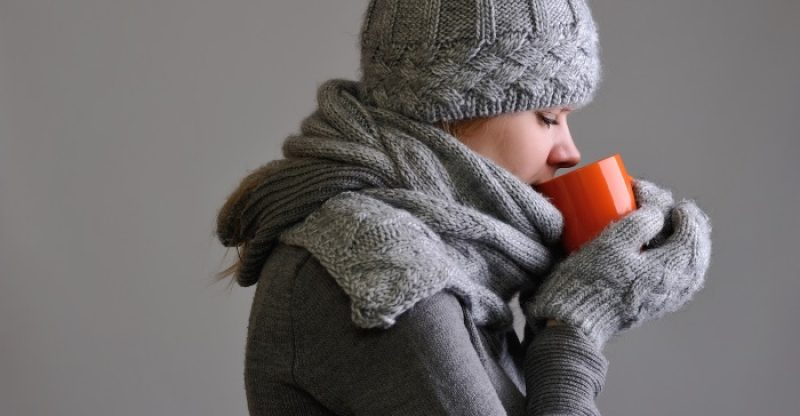 почему падает температура тела