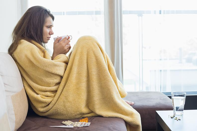 температура при дисбактериозе у взрослых