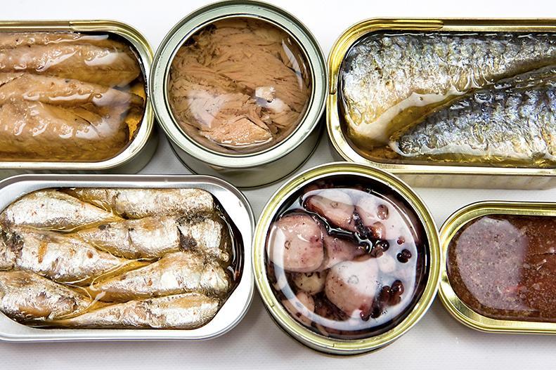 консервы рыбные польза