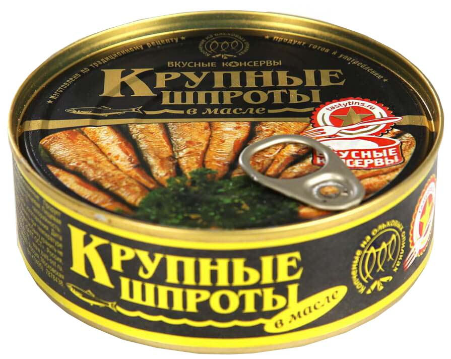 польза рыбных консервов для организма