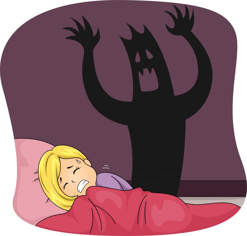 ночные детские истерики