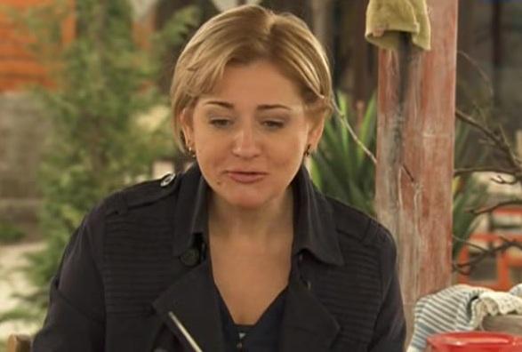 Дарья Фекленко в сериале