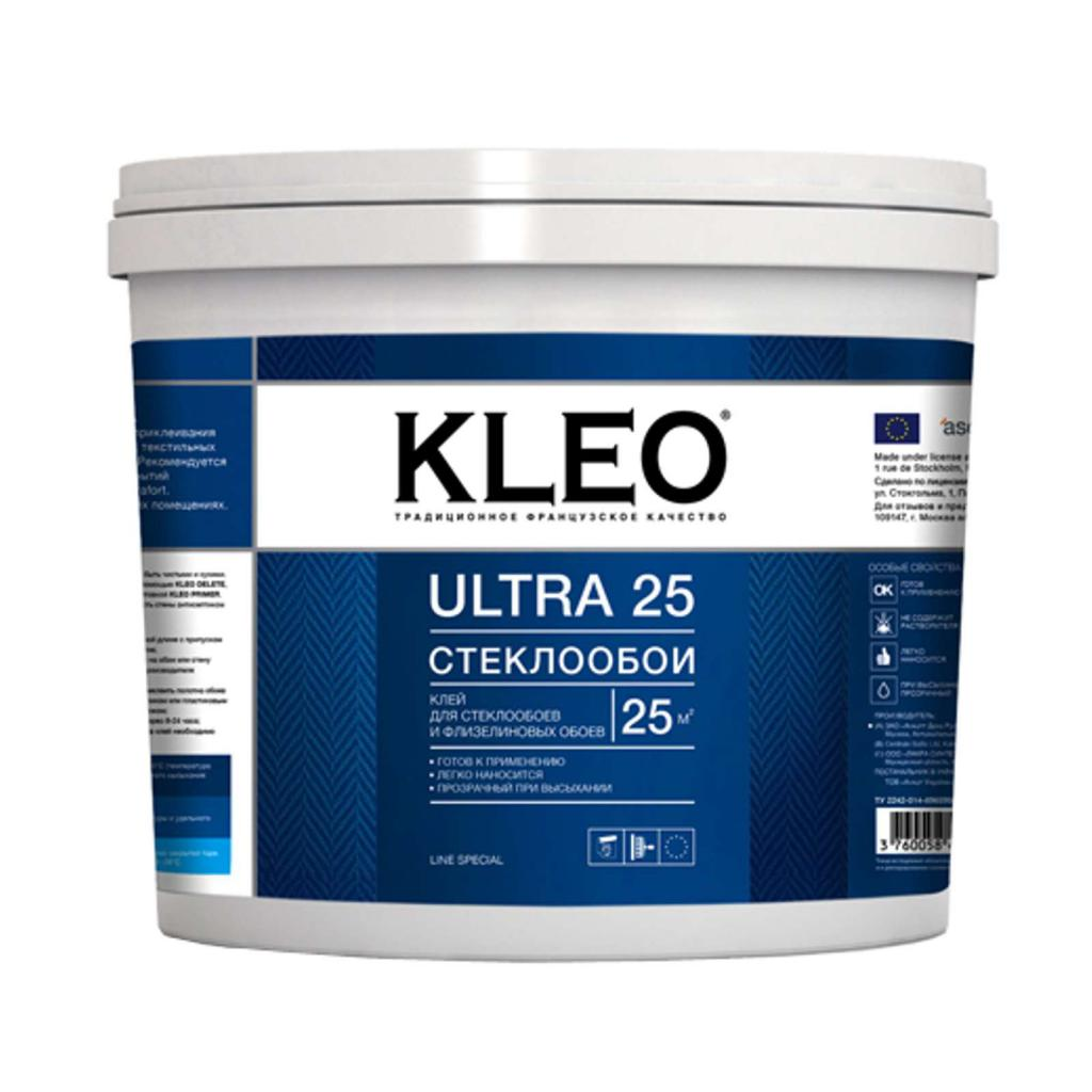 Клей для обоев kleo extra