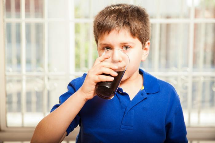 жировая печень у детей