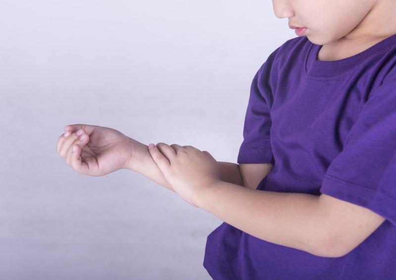 Ревматоидные болезни у детей