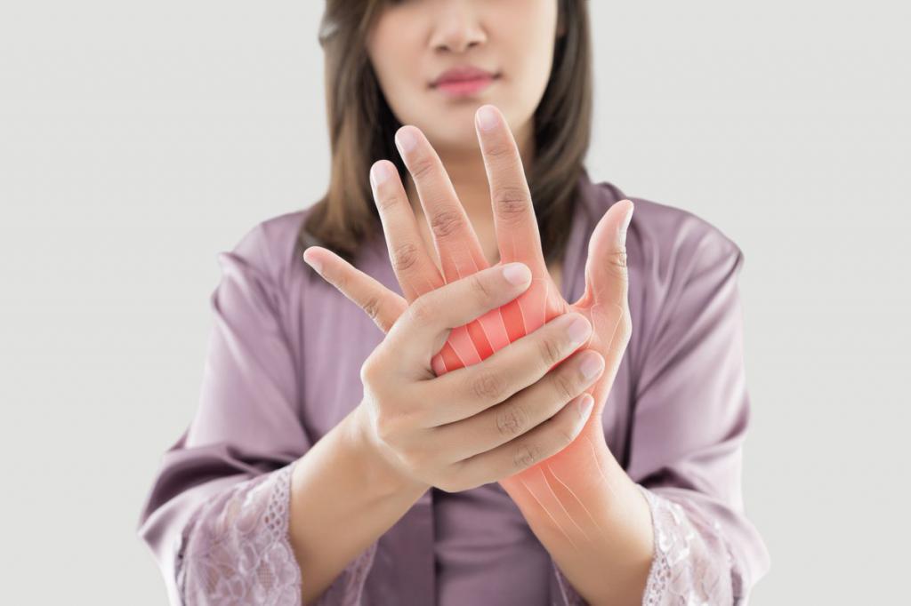 Ревматоидные заболевания