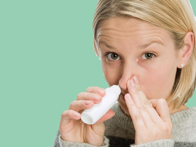 Причины носового кровотечения