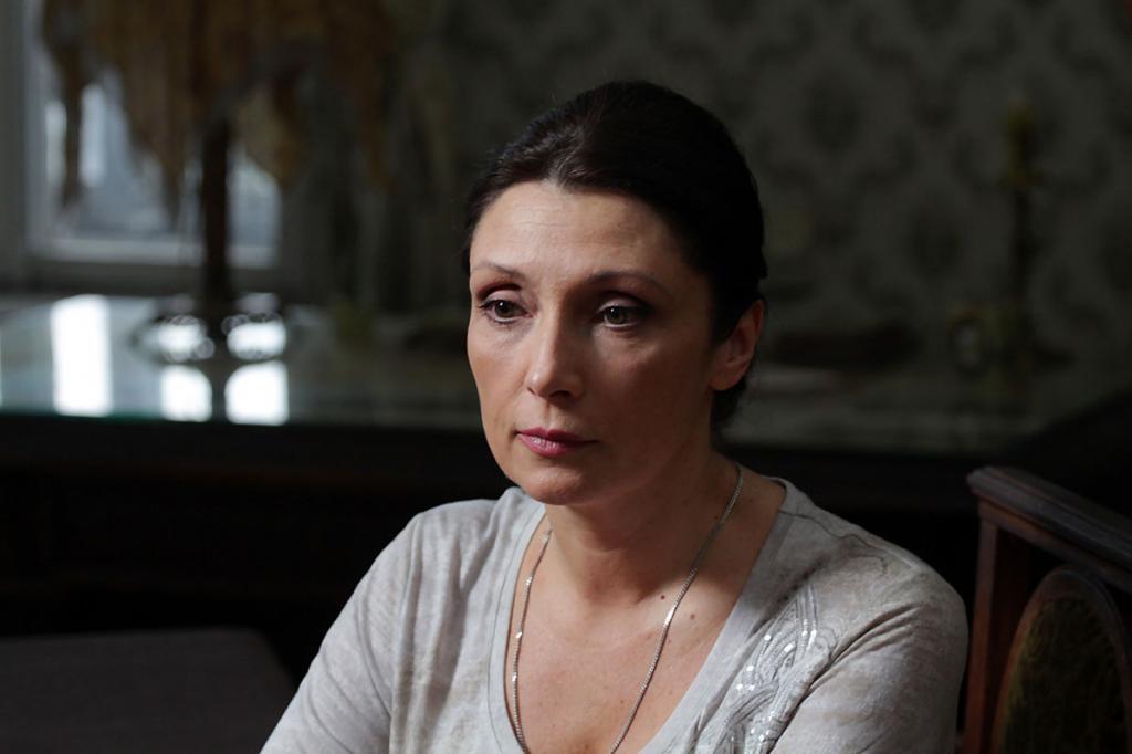 Актриса Наталья Чернявская