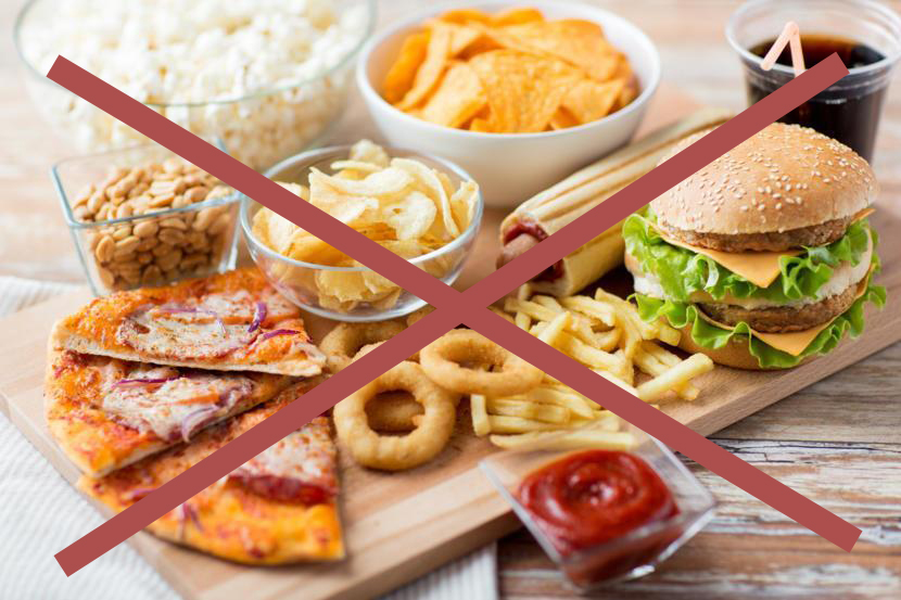 Запрещенные продукты при ЖКБ