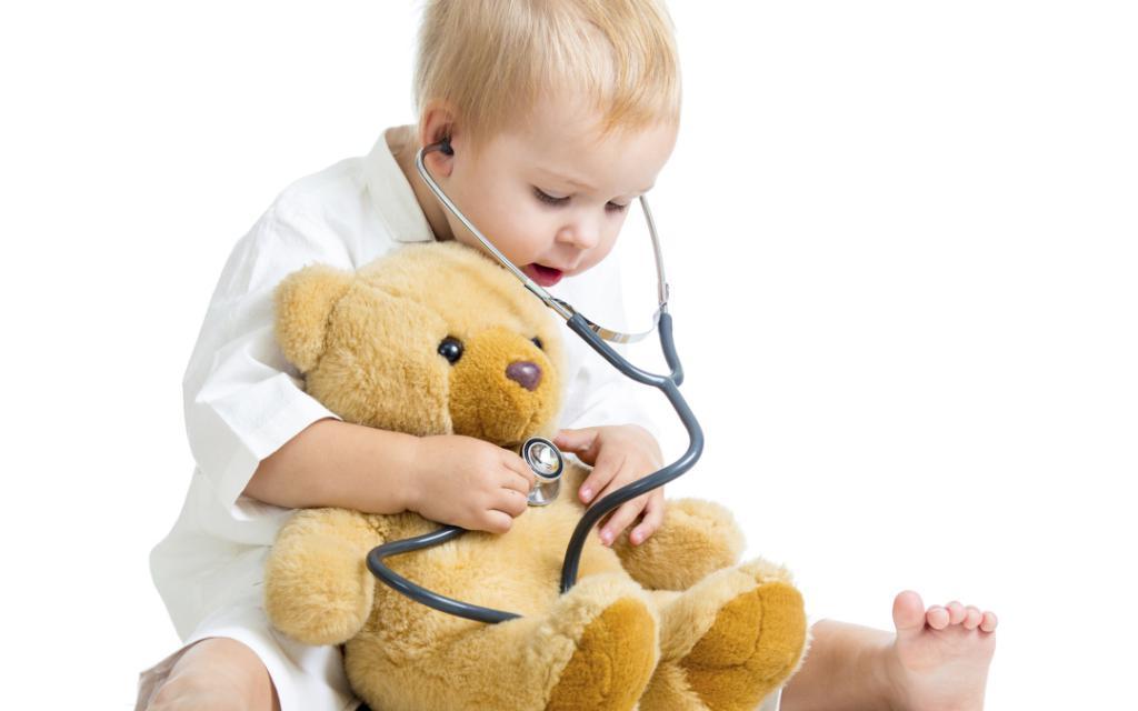 ребенок врач