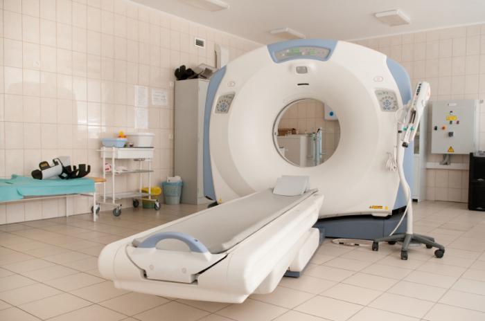 компьютерный томограф для КТ