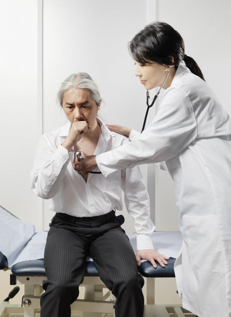 обструктивный бронхит симптомы