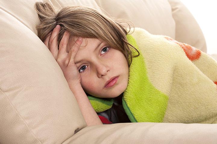 ибупрофен побочный эффект у детей