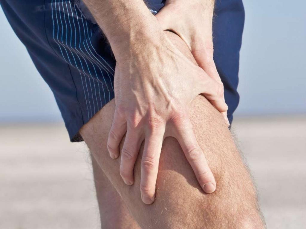 болит нога в области паха