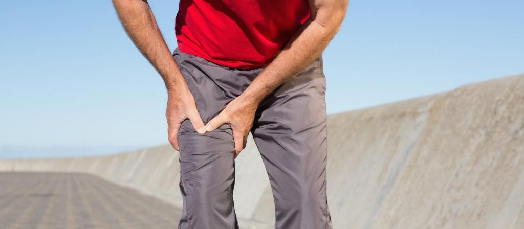 болит тазобедренный сустав отдает в ногу
