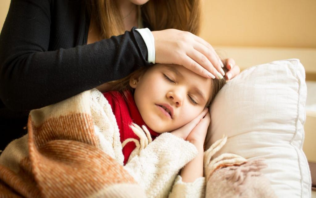 парацетамол 500 дозировка детям 2 года