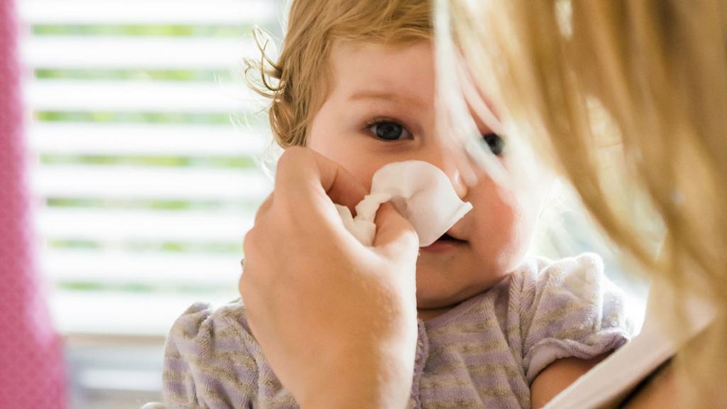 какой парацетамол давать ребенку 2 лет