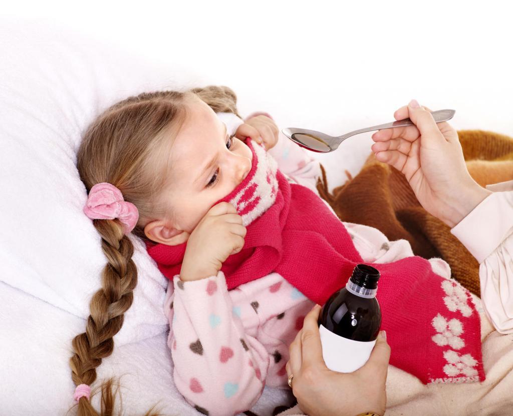 Влажный кашель: лечение
