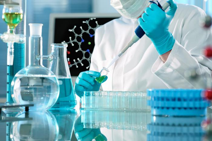Исследование биоматериала