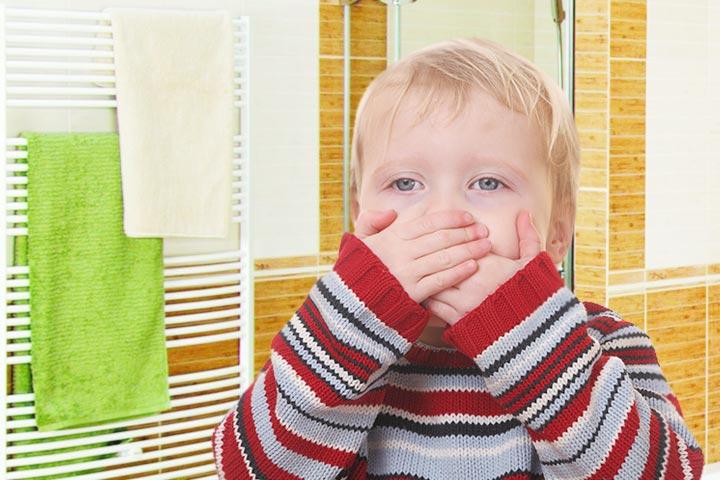 Громкая отрыжка у ребенка 3 года thumbnail