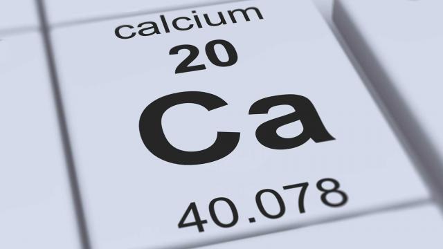 Элемент кальций