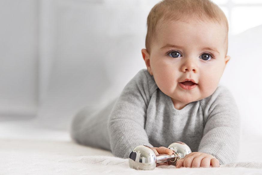 окружность головы ребенка по месяцам таблица