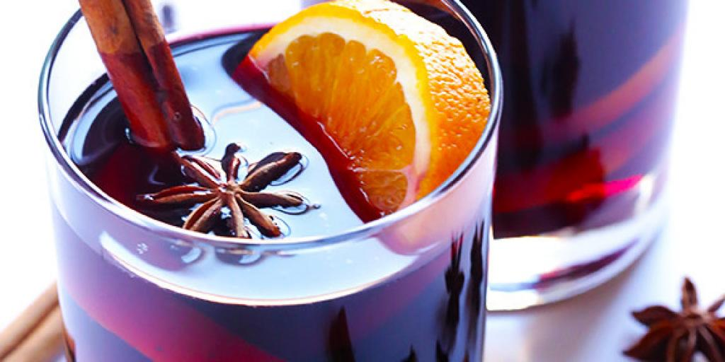 Теплое вино при простуде
