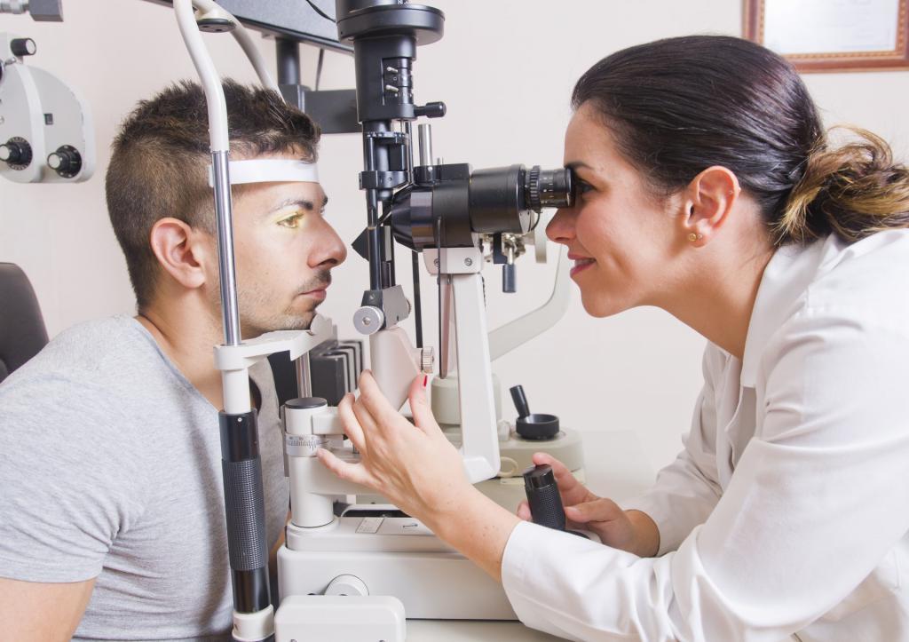 открытоугольная глаукома симптомы