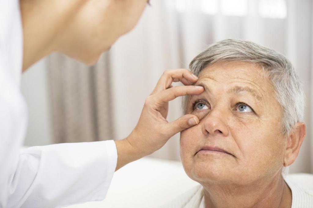 симптомы глаукомы у взрослых на ранней стадии
