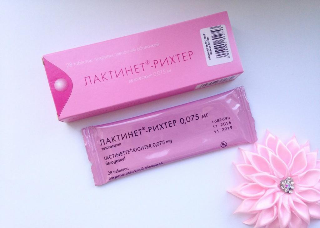 лактинет рихтер таблетки лактинет