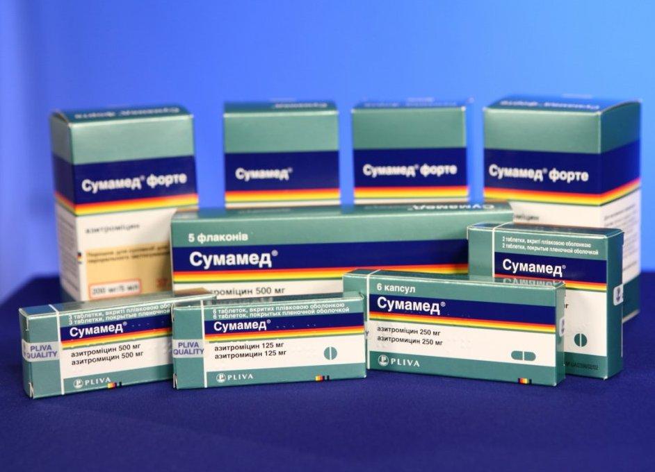 применение антибиотика амоксиклав