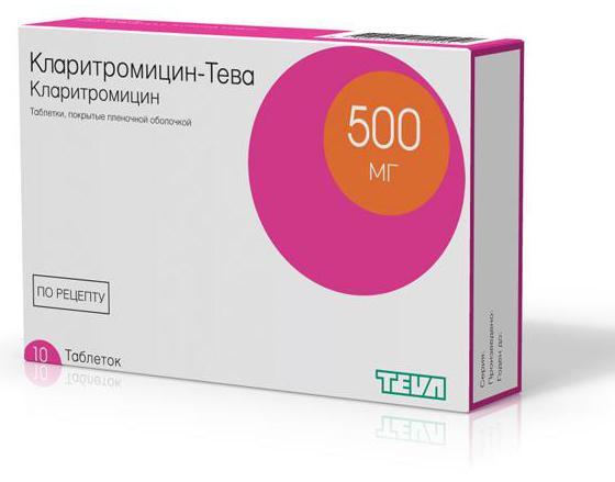 кларитромицин отзывы врачей стоит ли принимать ребенку