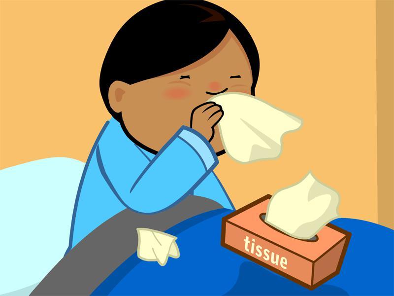 Ухо, горло, нос болит