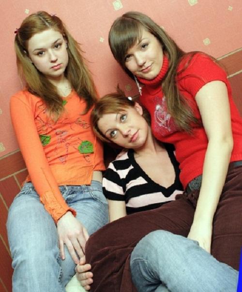 Актеры сериала старшеклассники