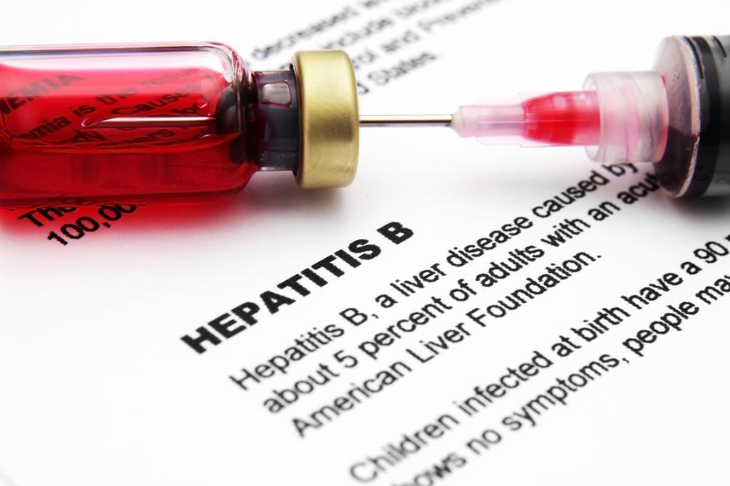 гепатит анализ