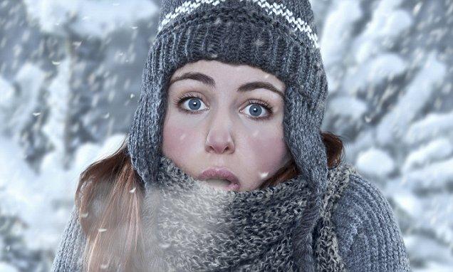 Опасность холодовой аллергии