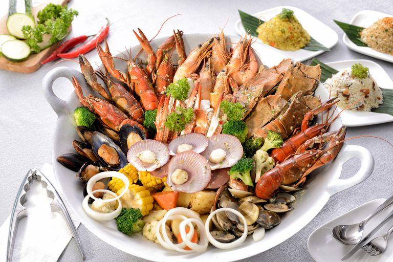 ценность морепродуктов