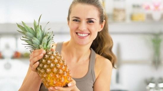 диета на ананасе