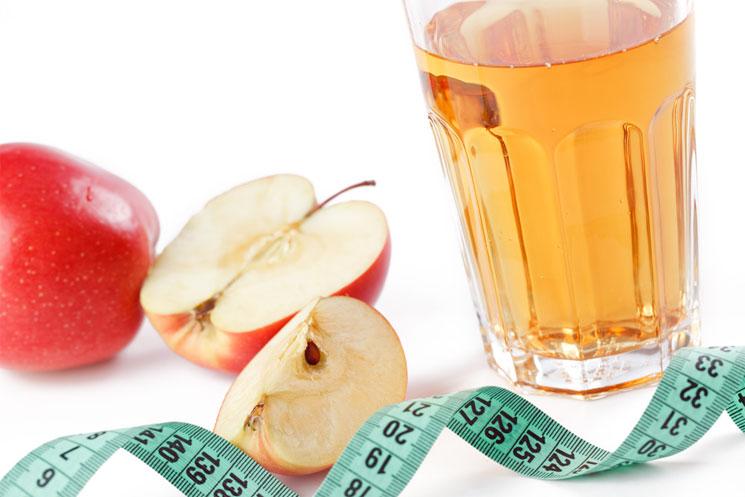 Рецепт яблочного уксуса для похудения