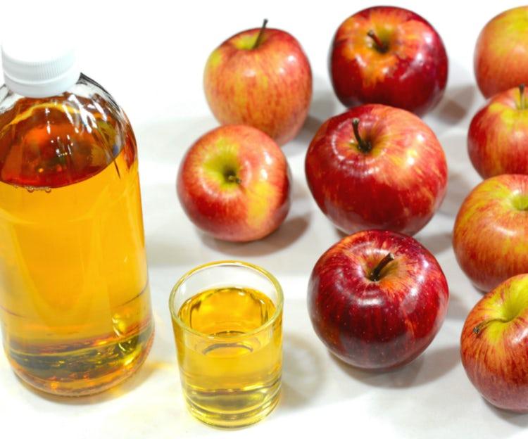 Сколько пить яблочный уксус для похудения