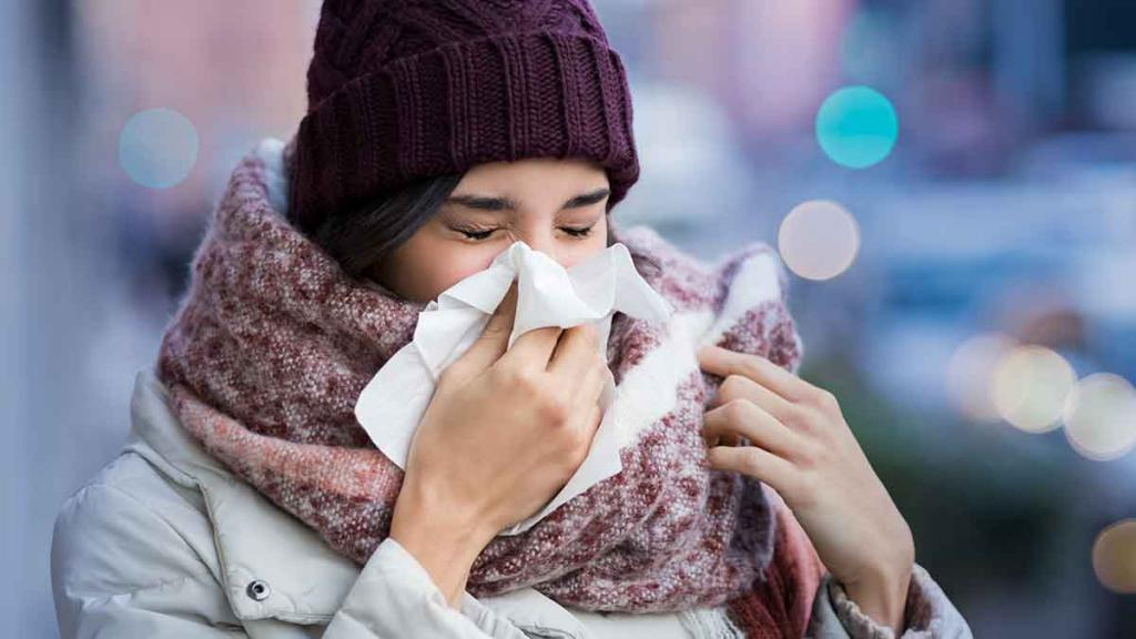 аллергия на холод у взрослых