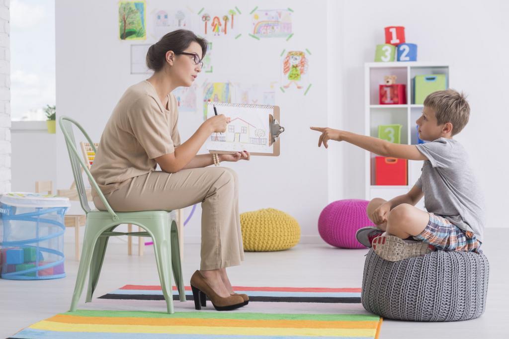 общая закономерность развития аномальных детей