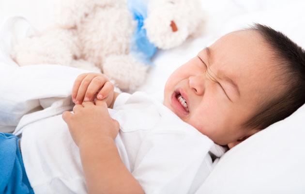 обезболивающие для детей при боли в животе