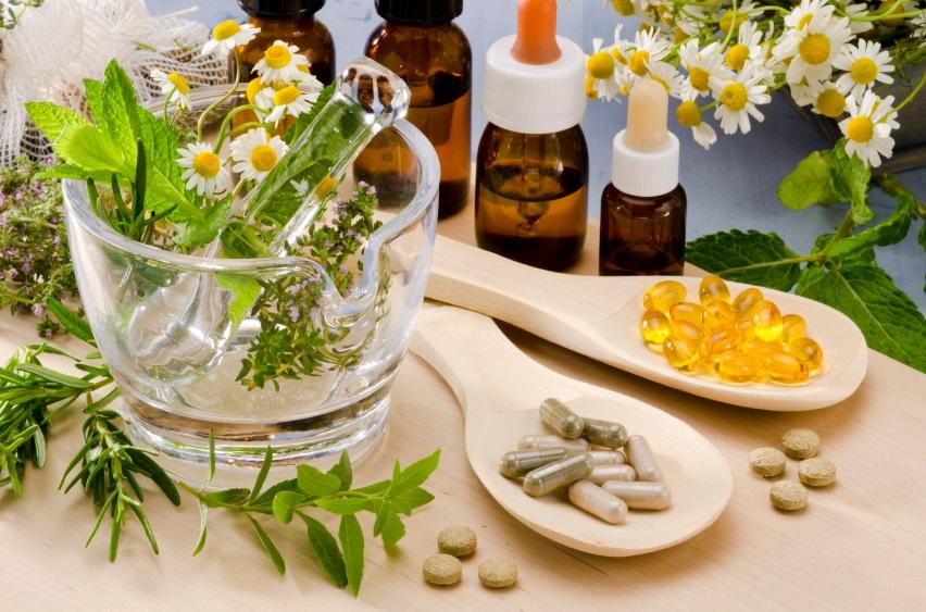 Лечебные травы и лекарства