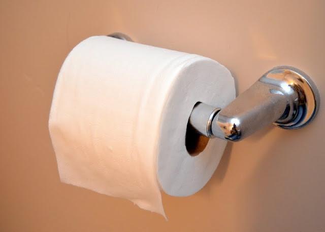 Рулон туалетная бумага