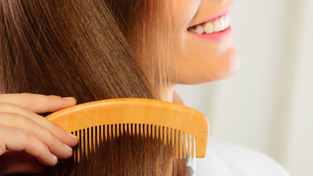 """""""Пентавит"""" улучшает состояние волос"""